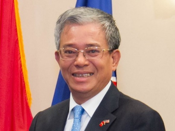 Vietnamese Ambassador to the US Pham Quang Vinh (Photo: VNA)