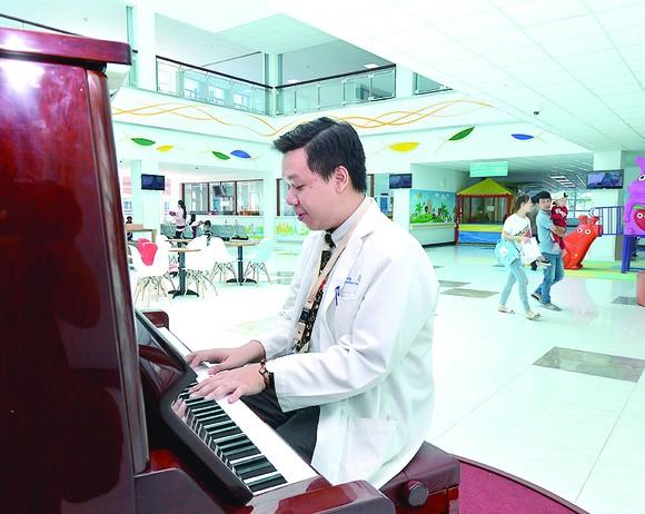 Bệnh viện Nhi đồng TPHCM: Một nét son của ngành y tế  ảnh 6