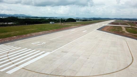 Cảng hàng không quốc tế Vân Đồn bay thành công chuyến bay đầu tiên ảnh 1