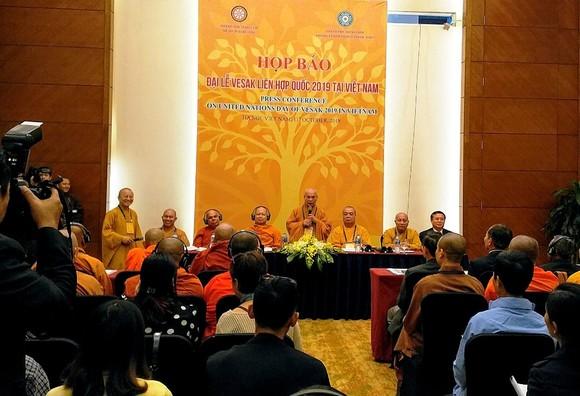 Việt Nam đăng cai tổ chức Đại lễ Phật đản Liên hợp quốc 2019  ảnh 1