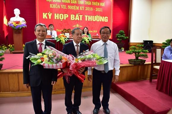 Ông Phan Ngọc Thọ được bầu làm Chủ tịch UBND tỉnh Thừa Thiên - Huế ảnh 1