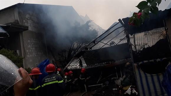 Cháy nhà giữa trời mưa, một phụ nữ tử vong ảnh 3