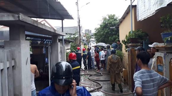 Cháy nhà giữa trời mưa, một phụ nữ tử vong ảnh 2