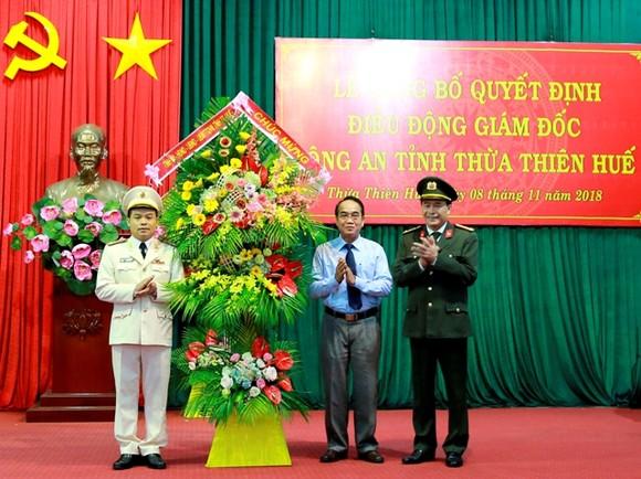 Đại tá Nguyễn Quốc Đoàn làm Giám đốc Công an tỉnh Thừa Thiên – Huế ảnh 1