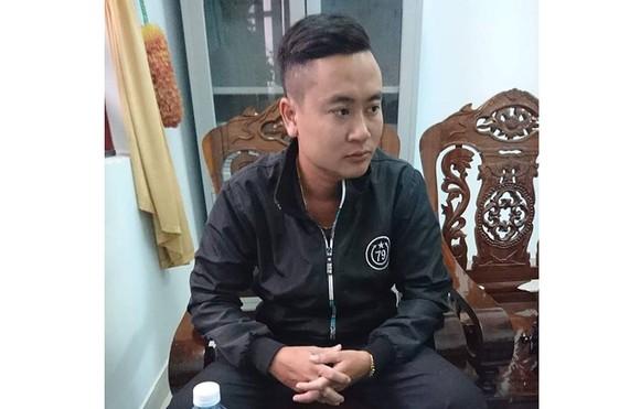 Ông La Xuân Xáng, Phó trưởng Công an xã Lộc Trì.