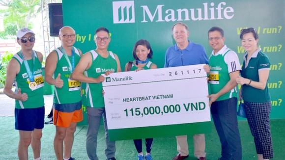 Tổ chức Nhịp tim Việt Nam được hỗ trợ gần 700 triệu đồng