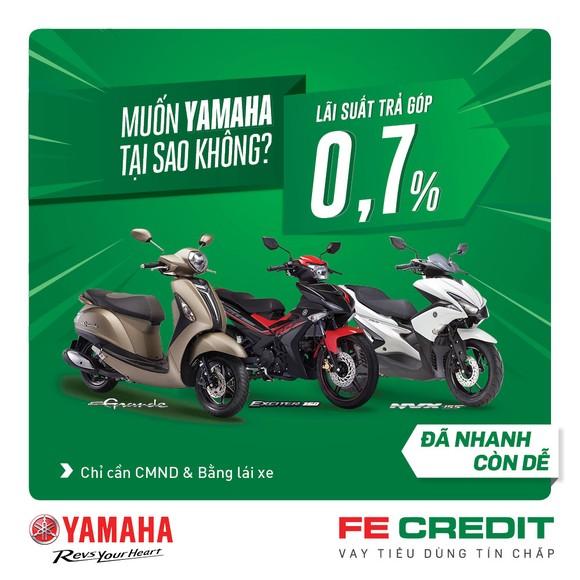 Muốn Yamaha  – tại sao không? ảnh 1