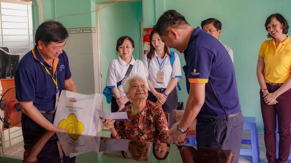 Saigon Tourist tổ chức chương trình vì cộng đồng tại Bến Tre ảnh 2