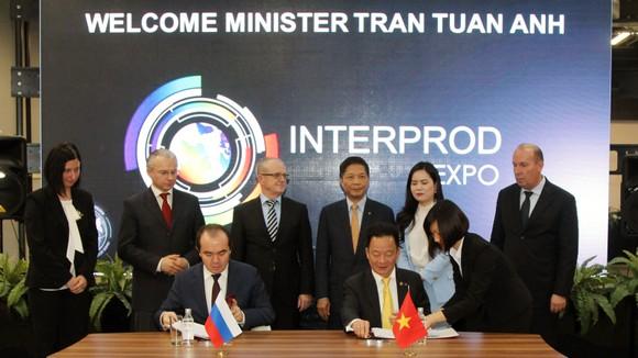 Tập đoàn T&T Group ký kết biên bản ghi nhớ 3 đối tác lớn tại Nga ảnh 1