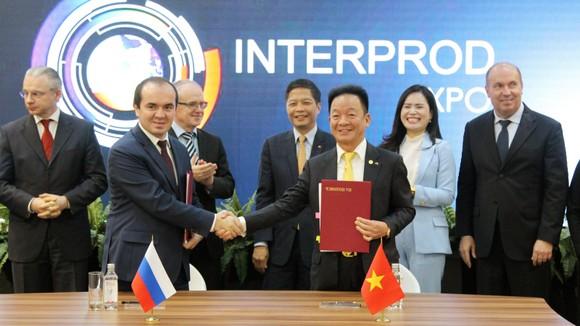 Tập đoàn T&T Group ký kết biên bản ghi nhớ 3 đối tác lớn tại Nga ảnh 2