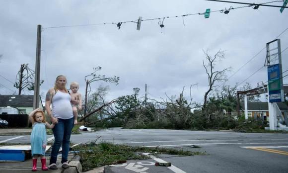 Florida tan hoang sau siêu bão Michael mạnh nhất kể từ năm 1992 ảnh 9