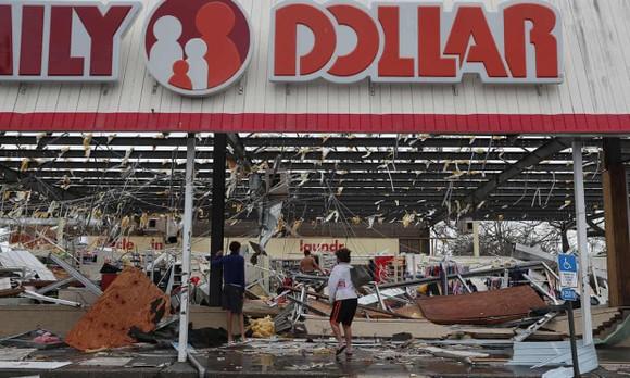 Florida tan hoang sau siêu bão Michael mạnh nhất kể từ năm 1992 ảnh 11