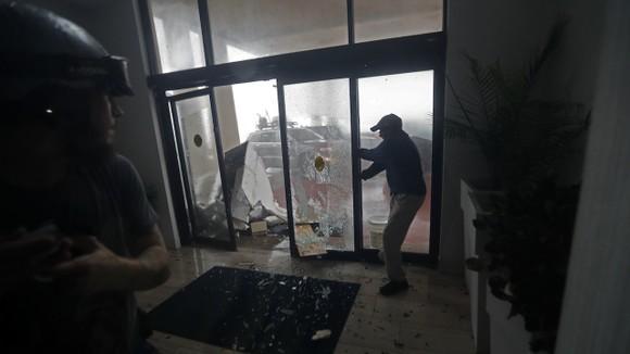 Florida tan hoang sau siêu bão Michael mạnh nhất kể từ năm 1992 ảnh 25