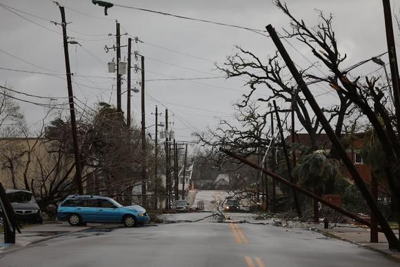 Florida tan hoang sau siêu bão Michael mạnh nhất kể từ năm 1992 ảnh 36