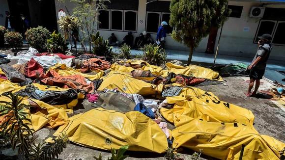 Nỗ lực ngày cuối cùng tìm kiếm nạn nhân vụ động đất, sóng thần tại Indonesia ảnh 2