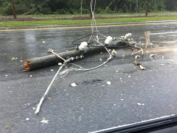 Florida tan hoang sau siêu bão Michael mạnh nhất kể từ năm 1992 ảnh 8