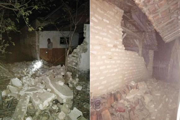 Lại xảy ra động đất mạnh ở Indonesia ảnh 2