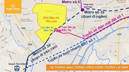 TPHCM: kêu gọi đầu tư 9 dự án trọng điểm