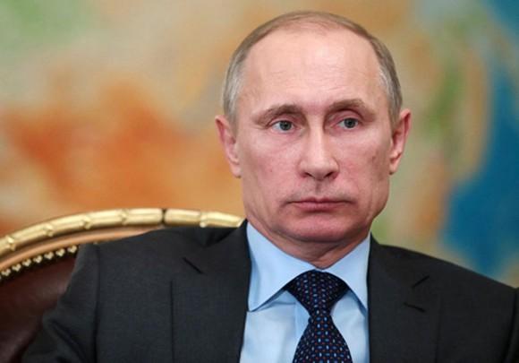 Tổng thống Nga Vladimir Putin. Ảnh: NBC News
