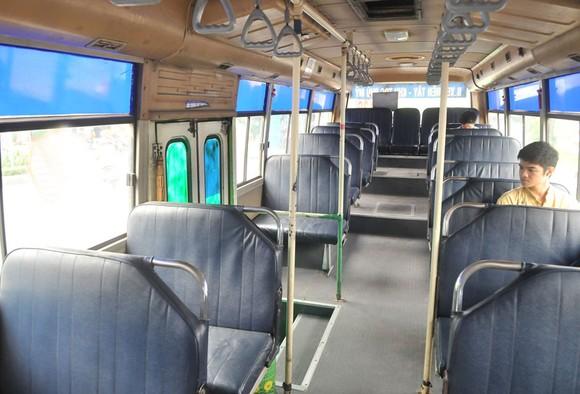 Xe buýt đang đối mặt nhiều khó khăn ảnh 1