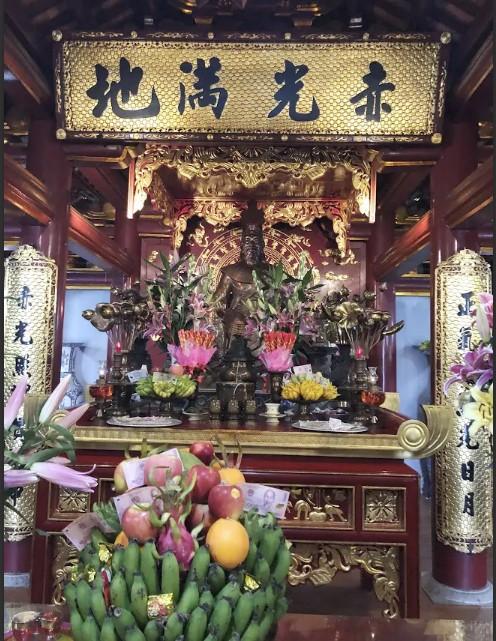 Quần thể Đền Hùng: Cổ kính, tôn nghiêm và linh thiêng ảnh 6