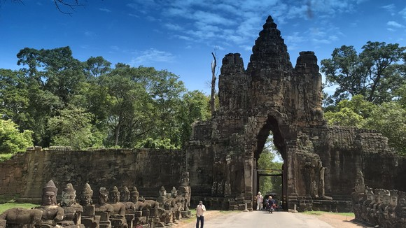 Angkor muôn mặt ảnh 2
