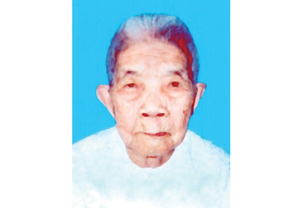 Mẹ Việt Nam anh hùng Lê Thị Út