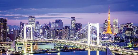 Tokyo là thành phố được yêu thích nhất thế giới
