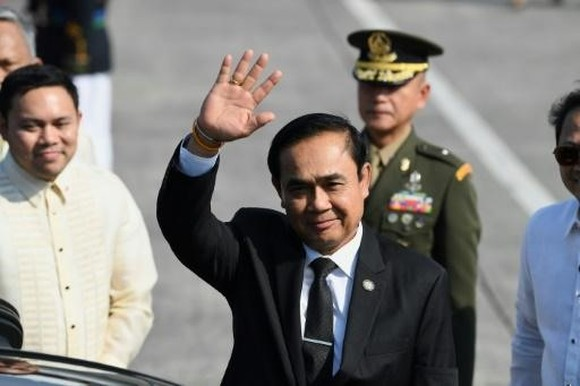 Thailand's Prime Minister Prayut Chan-O-Cha accepts Trump invite. – AFP/VNA Photo