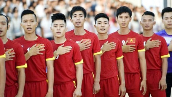Vietnam Men & Women Futsal Teams prepare for SEA Games 29