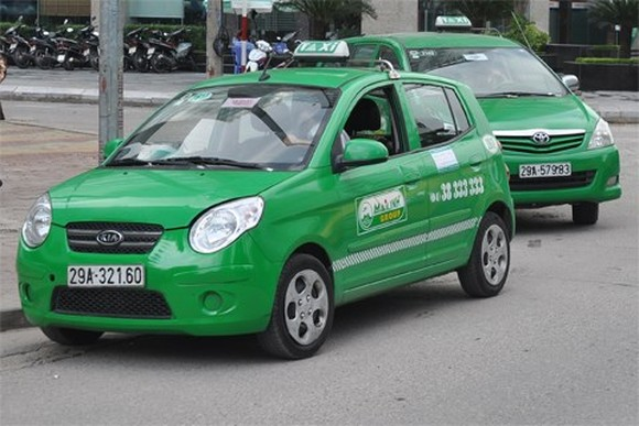 Six taxi pick-up stations to be set up in district 1