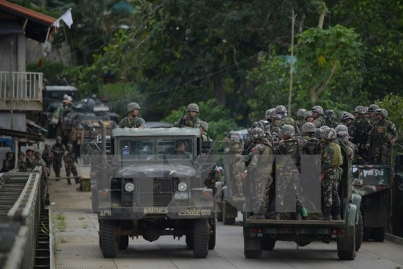 Philippines soldiers -VNS
