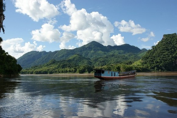 A section of the Mekong River in Laos (Photo: thousandwonders)