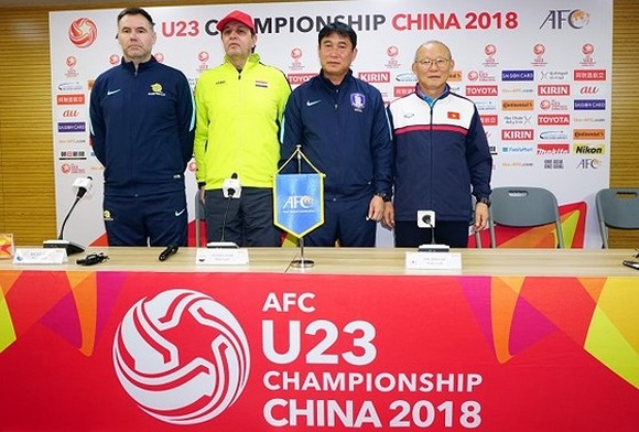 U23 Vietnam opens its first match in Group D tonight