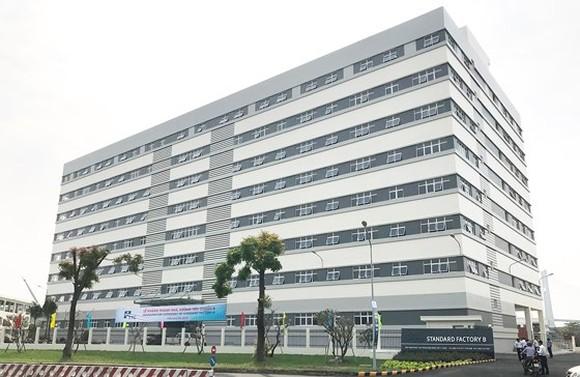 Tan Thuan EPZ inaugurates its multi-storeyed workshop