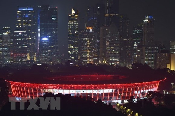 Ensuring Asian Games security among Indonesia's top priorities