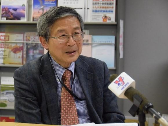 Prof. Koichi Ishikawa from the Institute of Asian Studies under the Asia University, Japan (Photo VNA)