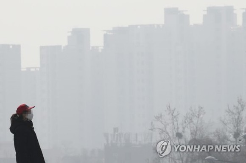 S. Korea takes emergency measures against high fine dust levels