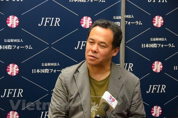 Prof. Go Ito from Meji University (Source:VNA)