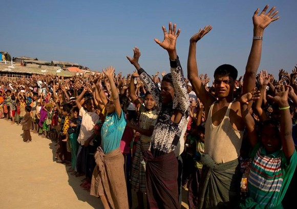 Myanmar and Bangladesh agreed in January to complete the voluntary repatriation of the refugees within two years ( Source: AP )