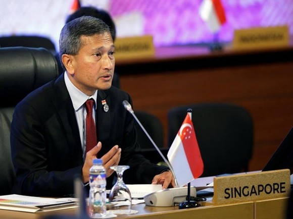 Singapore FM to visit DPRK ahead of Trump-Kim summit