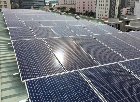 Renewable energy development rate in HCMC accounts 0.99 percent