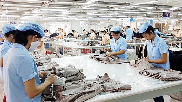 Vietnam's import turnover with China increases