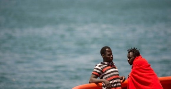 Spain rescues nearly 500 migrants at sea in single day