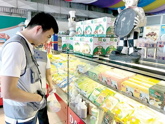HCMC & Can Tho enterprises develop new distribution channel
