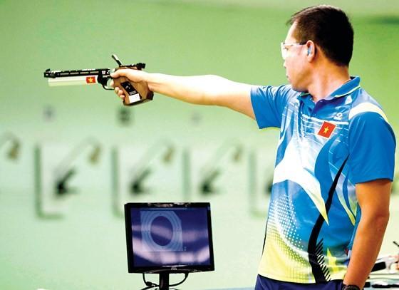 Shooter Hoang Xuan Vinh