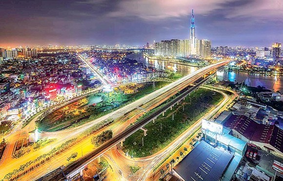 HCMC -Photo: SGGP