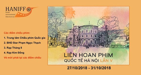 Nearly 150 movies to attend Hanoi int'l film festival