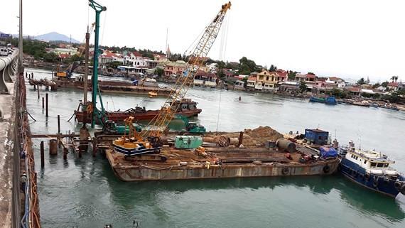 Công trình dẫn hầm đường bộ Hải Vân 2 thi công ì ạch