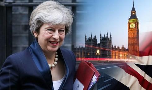 Thủ tướng Anh Theresa May. (Nguồn: Getty Images).